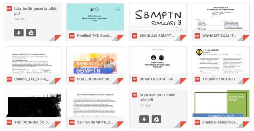 Download Kumpulan Bank Soal Sbmptn Tahun 2021 Terbaru Mediasiana Com Media Pembelajaran Masakini