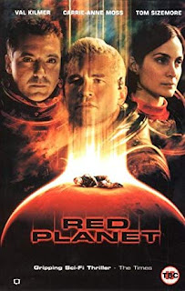 Download Film dan Movie Red Planet (2000) Subtitle Indonesia