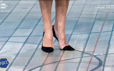 mia ceran scarpe tacco piedi 24 gennaio