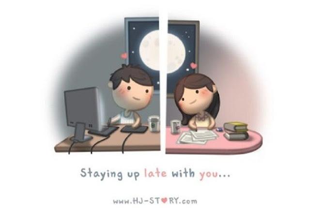 ghosting dalam percintaan