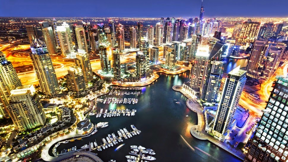 Dubai in 2030: More than 7,500 streets, 250 areas and 12 districts