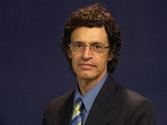 Escritor y periodista Haroldo Sánchez