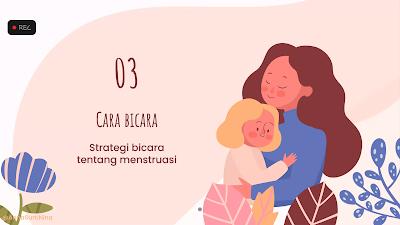 Strategi Bicara Menstruasi