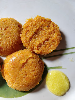 Papaya Idli