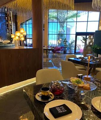 مطعم ناون لاونج Noun جدة | المنيو ورقم الهاتف والعنوان