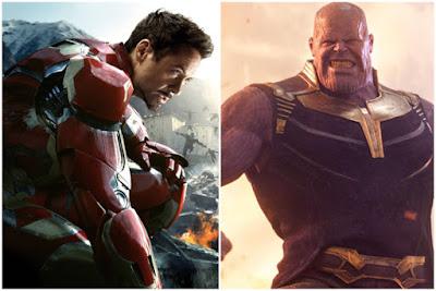 Tony Stark, Iron Man, Thanos, Mad Titan, MCU, Marvel, Marvel Cinematic Universe