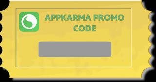 appkarma promo code, referral code
