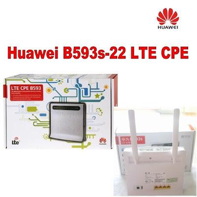 B593s-22 LTE openline tutorial