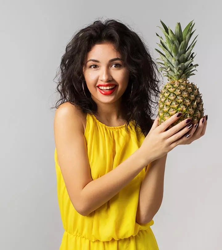 5 Home remedies to reduce Obesity from Pineapple In Hindi