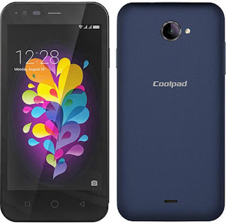 Cara Flashing Coolpad Roar A110 via Flashtool