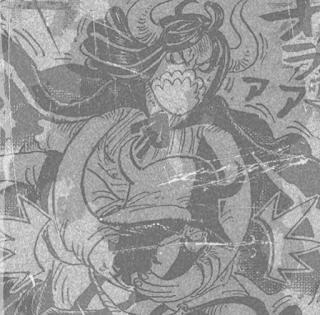 One Piece manga 982 spoiler