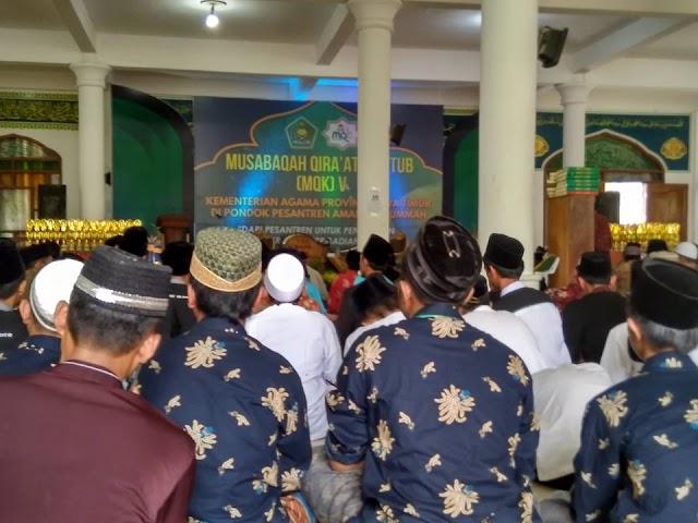 Wakili Jawa Timur dalam MQK Nasional