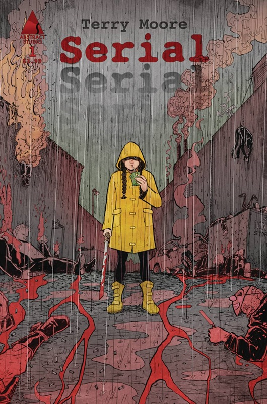 Cover of Serial #1