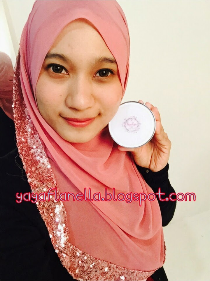 Yaya Natsumi Official Blog : SyaLaa BB Cushion Cream ...
