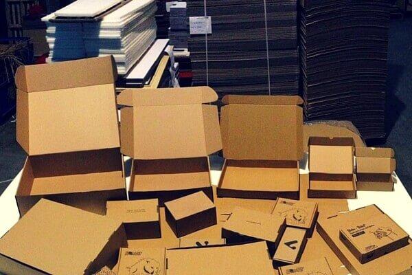 Que Cajas Utilizar Para Envíos En Amazon Cajas De Cartón En