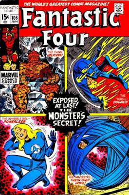 Fantastic Four #106