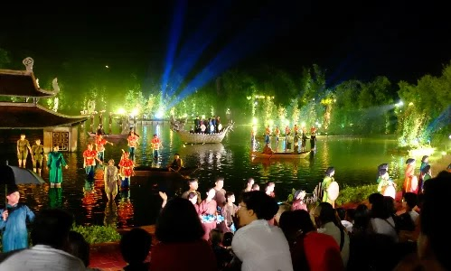 Northern essence - the first scenic reality show in Vietnam
