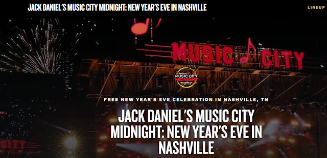 You can enter this sweepstakes for your chance to win a fabulous New Years Eve in Nashville Music City to welcome in 2020 with Keith Urban and more!