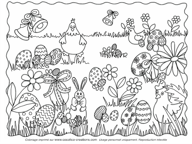 Cocolico Creations Coloriages