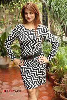 Actress Saloni Latest Pos in Short Dress  0175.JPG
