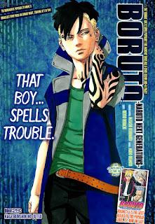 Read Boruto Manga Chapter 29 Full English