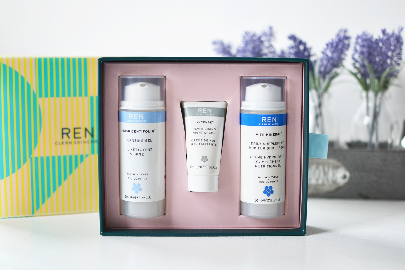 REN Skincare Hydration Kit