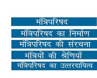भारत का मंत्रिपरिषद