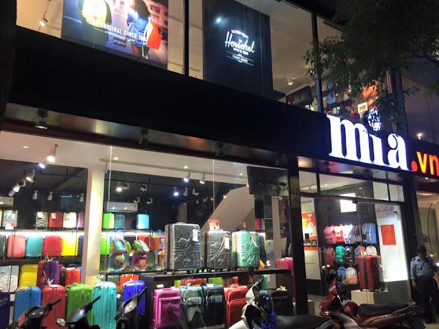 Ra đời cửa hàng Mia.vn