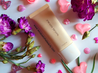 Nature Republic  BB cream review