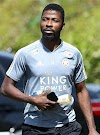 Kelechi Iheanacho Resumes Leicester City Training With Pot Belly of Isi Ewu