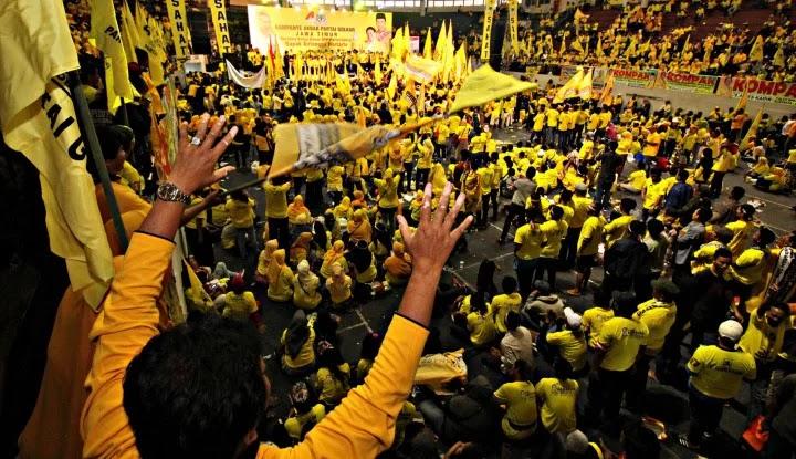 Kampanye Pilkada Kembali Berduka, Jagoan Partai Golkar Meninggal Dunia