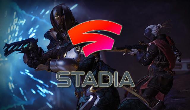 قائمة الألعاب التي ستتوفر على منصة Google Stadia