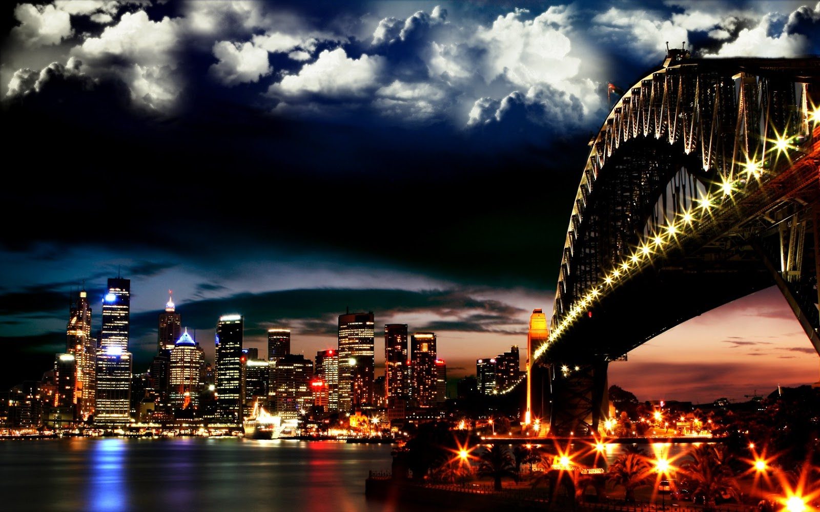 desktop background city - photo #34