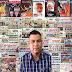विभिन्  भाषाओं के 520 समाचार पत्र संकलन करके दी पीएम मोदी को अनूठी बधाई