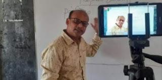 কোটচাঁদপুর মাধ্যমিক বালিকা বিদ্যালয়ের অনলাইন স্কুলের যাত্রা শুরু,