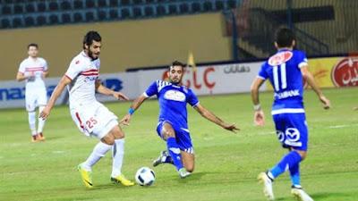 ملخص وهدف فوز اسوان علي الزمالك (1-0) الدوري المصري