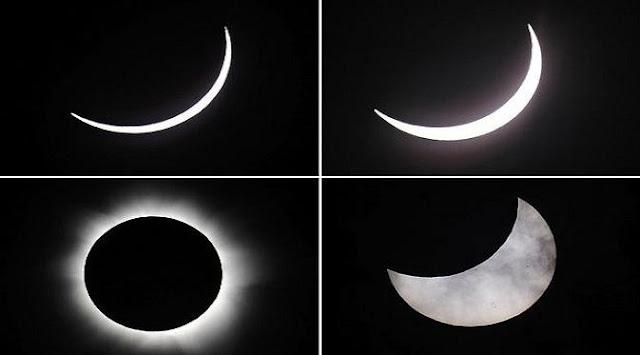 Tips Mengabadikan Foto Gerhana Matahari Total