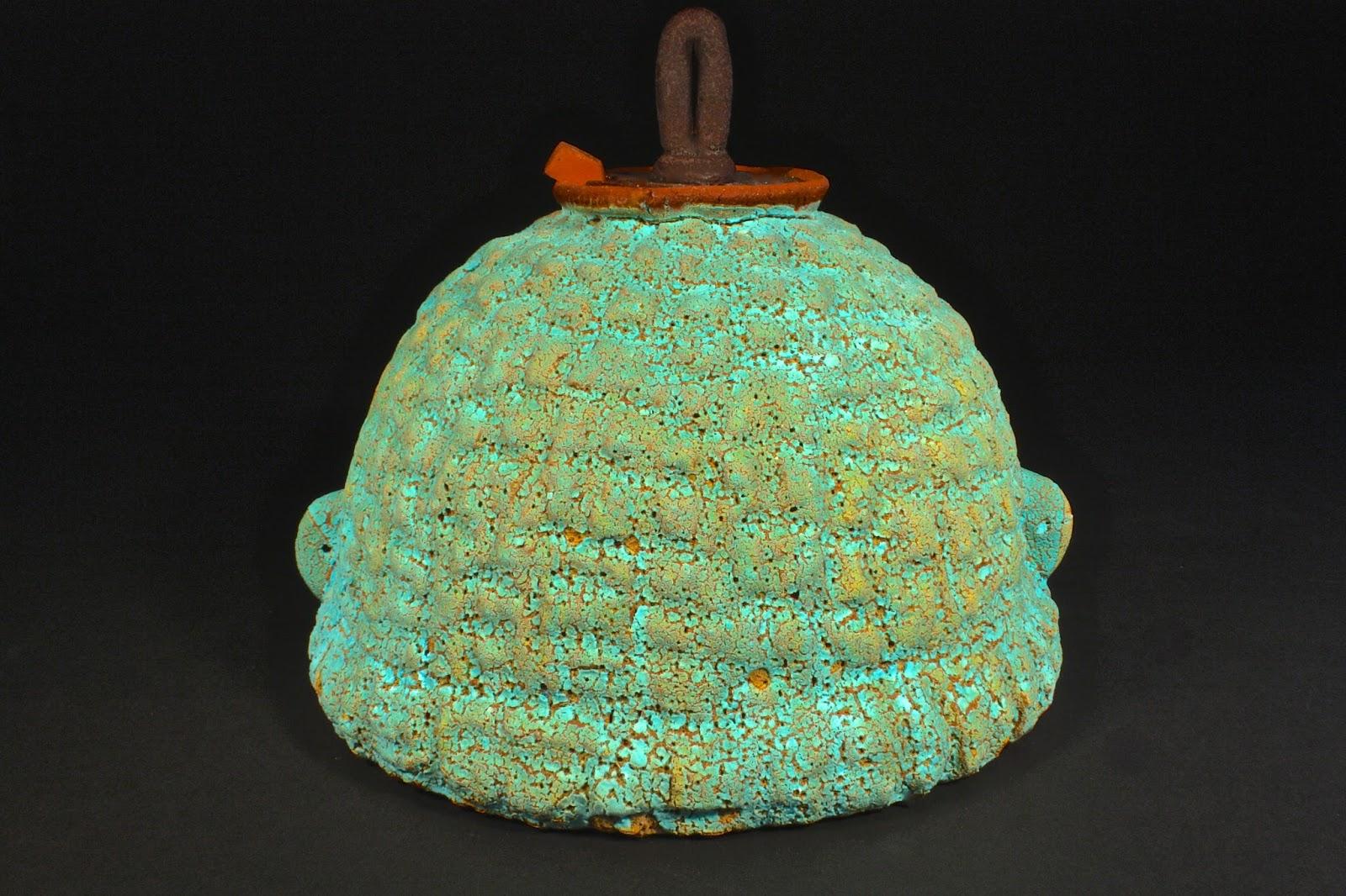 Rob Sieminski Ceramics Dome Jar W Notched Lid