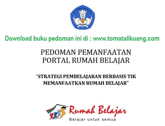 Download File Pedoman Pemanfaatan Portal Rumah Belajar (rumahbelajar.kemdikbud.go.id)