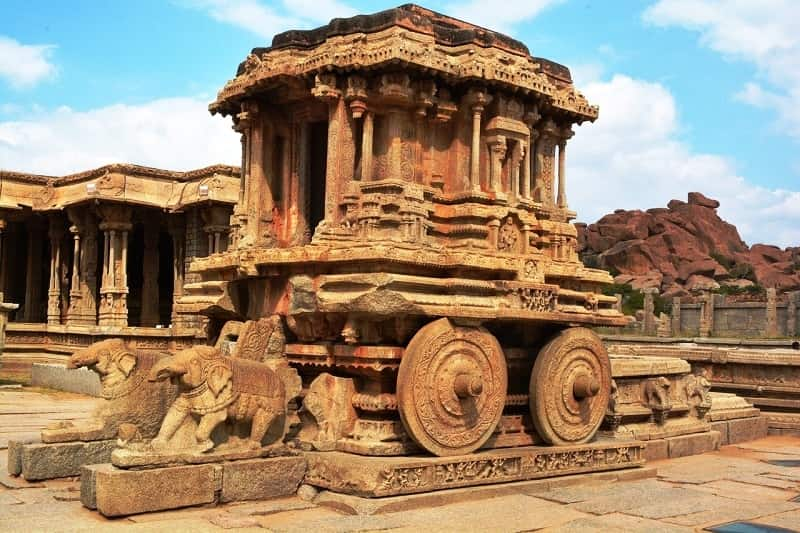 Top 12 Historical Wonders Of India That Everyone Should Visit Once   Hampi - The ruins of an ancient city