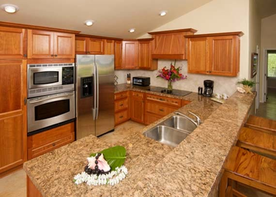 Quartz Countertops VS Granite Countertops Price picture