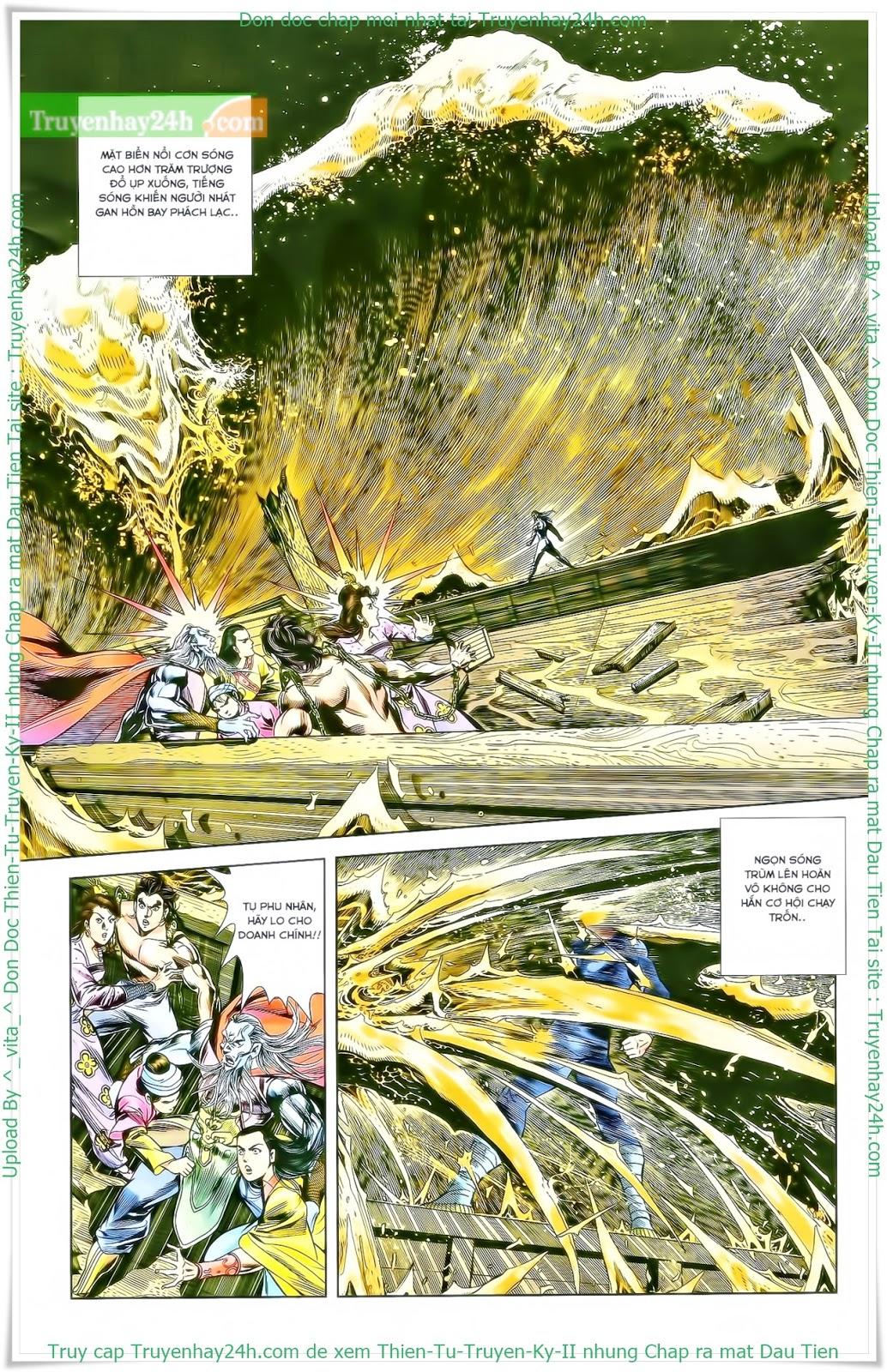 Tần Vương Doanh Chính chapter 27 trang 29