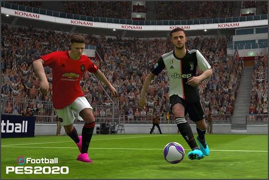 تحميل لعبة بيس 2020- لعبة efootball pes 2020 للاندرويد اخر اصدار