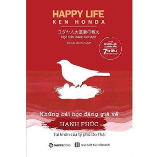 Sách - Happy Life - Những bài học đáng giá về hạnh phúc ebook PDF EPUB AWZ3 PRC MOBI