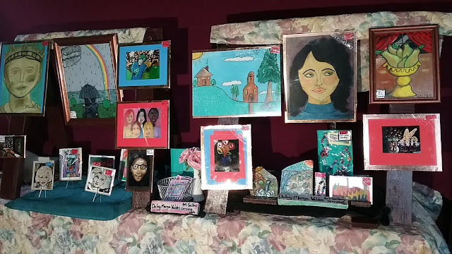 DMVAG Dalny Marga Valdes Art Gallery sells reproductions and original paintings by artist Dalny Marga Valdes