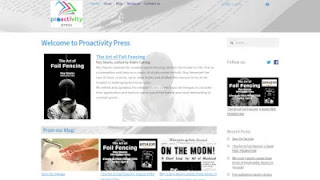 Proactivity Press homepage