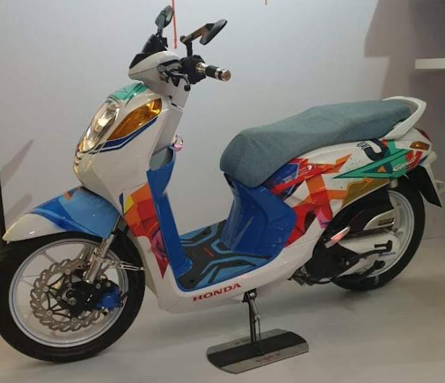 Honda Genio 110 Playground Bali 2019