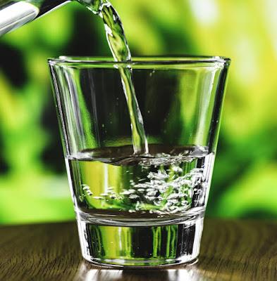 air putih - cara menghilangkan komedo
