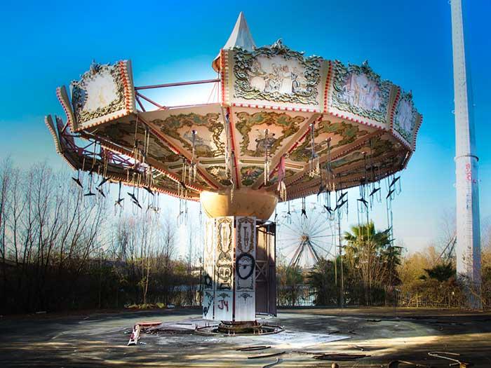 Joyland Amusement Park