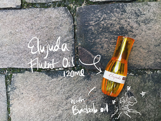 Bounces and Curls: Eljuda FO Hair Treatment